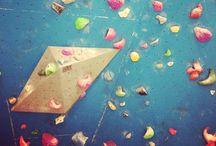 Bouldering. Seinäkiipeily. Climbing. / Aloittelijan omia kiipeilykuvia sekä muiden kiipeilijöiden kuvia maailmalta