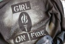 Girl on Fire Theme / YW Camp 2015
