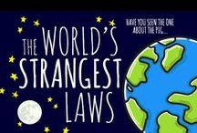Strange Laws