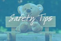 Safety Tips / Finds tips on indoor safety, outdoor safety, personal safety, online safety, and more!