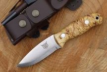 The TBS Lynx Fixed Blade Knife / The Lynx has been a highly successful fixed blade knife. It is a smaller variant of the Boar and is a really useful little tool in the field.