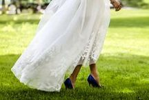 essential White / Wedding dress& inspiration for a magical party!