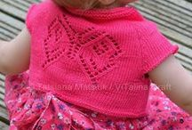 Knitting Patterns for a Girl