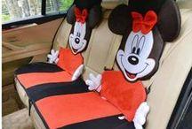 Capas de proteção divertidas e diferentes / Capas para assentos..