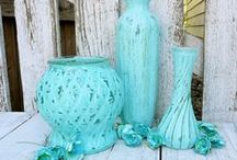 Handcrafted Home Decor / A collection of home accents and accessories that are crafted by artists.