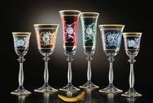 Bohemia Crystal / Love this imported crystal collection!