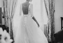 Wedding inspo / simple elegant wedding minimal