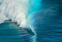 Oceans / The beauty, force, and necessity of our world's oceans. #ocean #water / by BottlesUpGlass