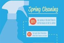 "Spring Cleaning / Spring ""Clean Like A Pro"""