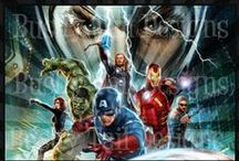 Captain America Party Ideas
