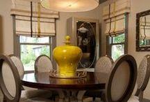 Sweet Peas Design Dining Rooms