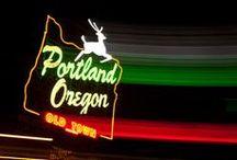 I love Portland / by Robin Rentka