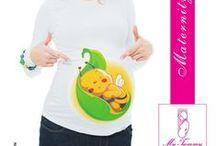 COLLEZIONE AUTUNNO / INVERNO  My Tummy / My Tummy è un' azienda produttrice di abbigliamento premaman & allattamento che si caratterizza per la linea allegra dei propri prodotti con stampe dai colori vivaci
