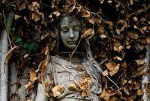 Mortuary Art / Cemeteries / Sculpture / Grieving Customs / by Teresita Farber