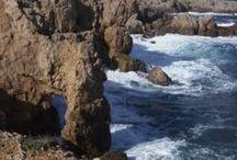 Cliffs, coasts and shorelines / Where land meets sea