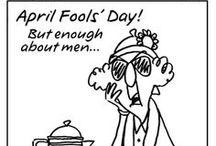 April Fools' Day / April Fools' Day