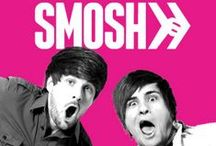 SMOSH!! / I LOVE SMOSH! Ian and Anthony. Funny pictures! links: https://www.youtube.com/user/smosh https://www.youtube.com/user/IanH https://www.youtube.com/user/ShutUpCartoons https://www.youtube.com/user/SmoshGames https://www.youtube.com/user/WatchUsLiveAndStuff
