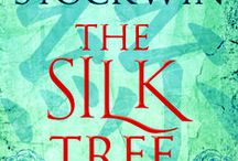THE SILK TREE / Daring all to steal the secret of silk from China. This novel, the first of my epic tales based on pivot points in history, is published by Allison & Busby.