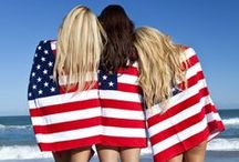 Fireworks! / The 4th of July is our favorite holiday! Don't forget our patriotic Malibu Janes!