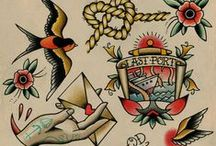 Tattoo / Some references of the types of tattoos that I like Algumas referencias dos tipos de tatuagens que eu gosto.