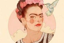 Frida Kahlo / Frida