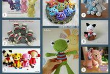 Amigurumi - Crochet & Knitted Toys