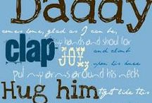 FATHERS DAY IDEAS / Ideas for 'handmade' to send to Heartkids Dad's for their Father's Day gift bags !!  Please add to this if you can xx