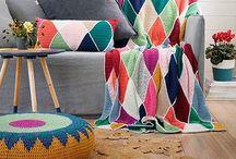 Crochet home / Haken in en rondom huis