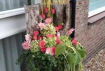 bloemschikken / Bloemschikken