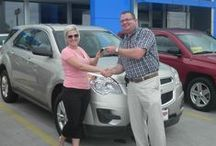 Happy Customers / by Brookings Auto Mall