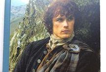 I'm an Outlander fanatic!