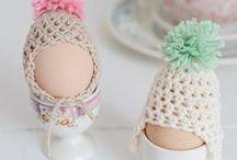 Crochet Easter / Haken Pasen