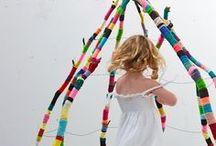 Crochet Yarn bombing / outdoor crochet