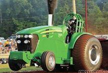 Traktor pulling