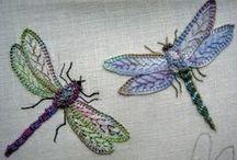 Appliqué & Embroidery ideas