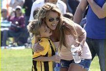 Celebrities Girls + Kids