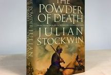 THE POWDER OF DEATH / PAPERBACK OUT NOW! The Powder of Death opens with a returned envoy to China meeting an English scholar in Oxford in the mid-13th century to share a deadly secret. They vow that the knowledge of gunpowder must die with them as the consequences otherwise are too terrible to contemplate. The novel tells the story of its re-discovery and one man's obsession with the powder of death.