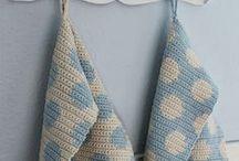 Crochet polka dot inspiration