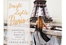 Bright Lights Paris ~ / A diary of tidbits from my first book Bright Lights Paris ~ A few of my favorite places to roam in Paris, sweet treats to taste, and ways to recreate Parisian life back home. Order Bright Lights Paris ~ http://bit.ly/BLPamazon Visit www.LaVieAnnRose.com and @LaVieAnnRose on Instagram, Twitter, Snapchat & Facebook for more of my Parisian adventures...