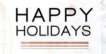 The Happy Holidays!