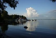 Sailing in the Archipelago of Turku
