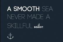 Sailing philosophy