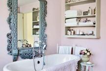 Bathroom makeover / by Rachel Storer