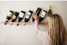 DIY Wine Bottle and Cork Crafts / by Wine Enthusiast