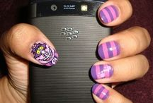 Design my nails / by Cassie Ross