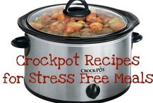 Into the Crock-Pot / Crock pot recipes  / by Cassie Ross