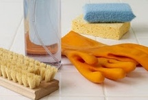 Clean Home = Happy Home / by Rachel Storer