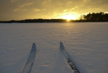 Winter / During wintertime, one can not sail in Finland. But we still love to take photos in the wintertime, so we have gathered the best ones on this pinboard!