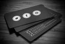 Business Card Ideas / by Stacy Finnaren