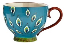 Mugs and Teacups / i collect interesting mugs and cups- now i can collect them virtually!